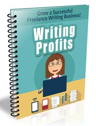 Writing Profits PLR Autoresponder Messages