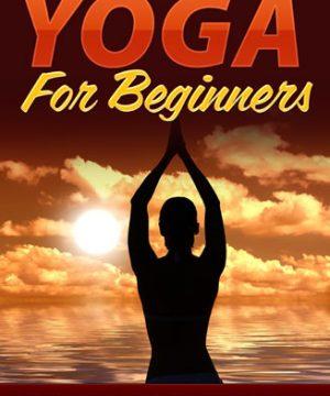yoga for beginners plr ebook