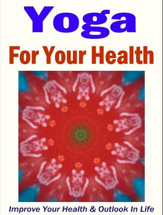 yoga for health plr ebook