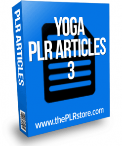 yoga plr articles 3