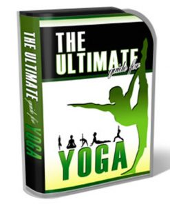 yoga plr website template