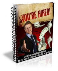 your-hired-mrr-package-cover  You're Hired MRR eBook Package your hired mrr package cover 190x233