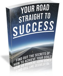 Your Road Straight to Success PLR Ebook