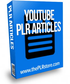 youtube plr articles
