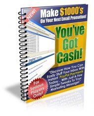 youvegotcashreport1-lrg  You've Got Cash PLR eBook youvegotcashreport1 lrg 190x233
