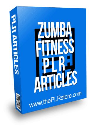 Zumba Fitness PLR Articles