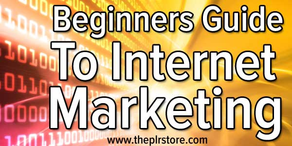 Beginners Guide To Internet Marketing beginners guide to internet marketing