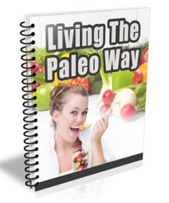 living the paleo diet plr autoresponder