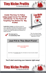 private label rights Private Label Rights and PLR Products tiny niche profits plr autoresponder messages squeeze page 160x250