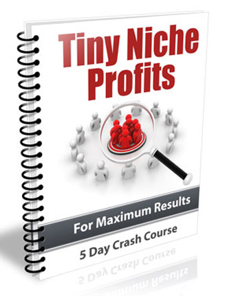 tiny niche profits plr autoresponder messages