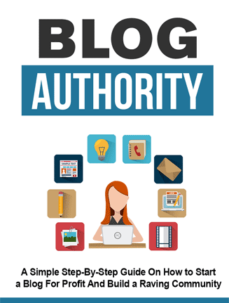 blogging authority ebook and videos