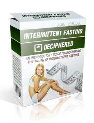 Intermittent Fast Ebook MRR