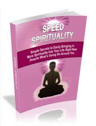 Speed Spirituality Ebook MRR