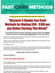 fast-cash-methods-plr-video-cover  Fast Cash Methods PLR Video Package fast cash methods plr video cover 190x250