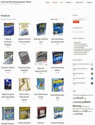 internet marketing plr digital store internet marketing ecommerce digital products store Internet Marketing Ecommerce Digital Products Store PLR Website internet marketing plr digital products store cover 190x250