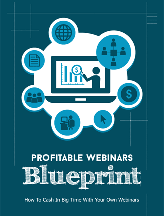 profitable webinars blueprint video Profitable Webinars Blueprint Video MRR Package profitabe webinars blueprint video mrr cover