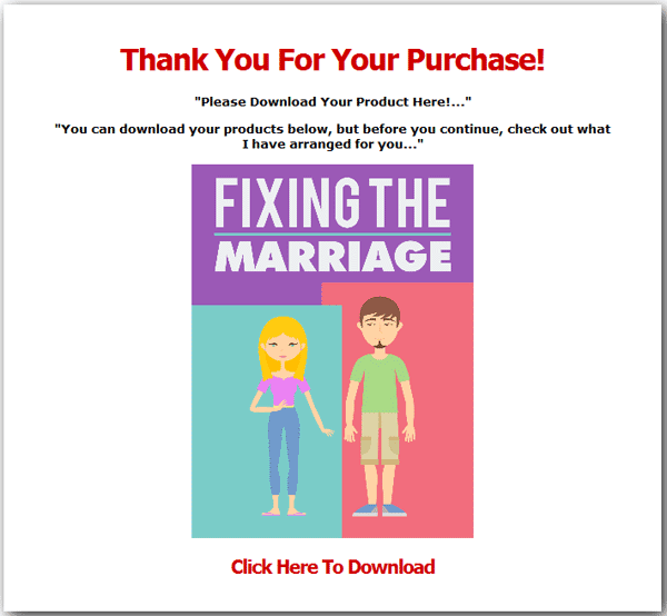 fixing marriage ebook
