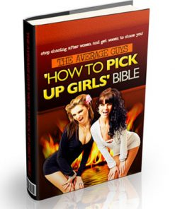 pick up girls plr ebook