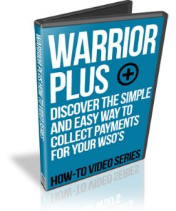 warrior plus plr video