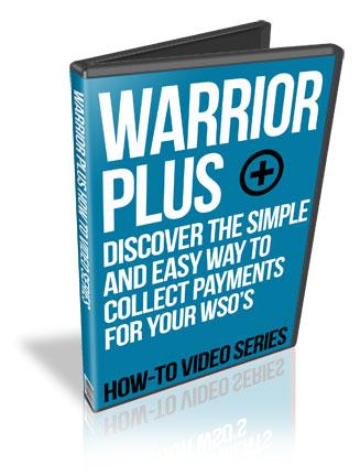 warrior plus plr video