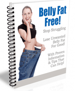 belly fat free plr autoresponder messages