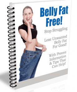belly fat free plr autoresponder messages