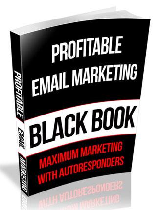 email marketing blackbook plr ebook