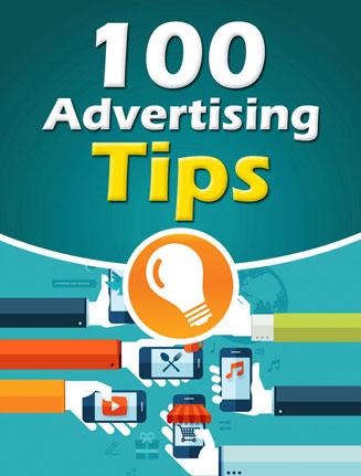 advertising tips report