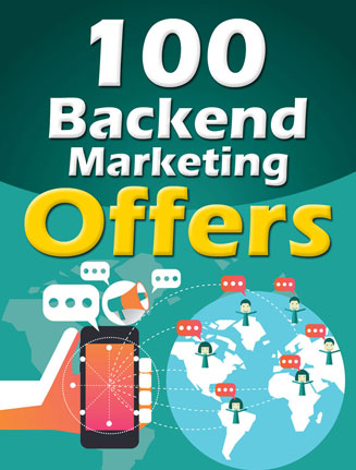 backend marketing offers report