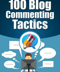 blog commenting tactics report