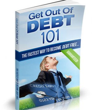 get out of debt plr ebook