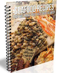 seafood recipes plr report