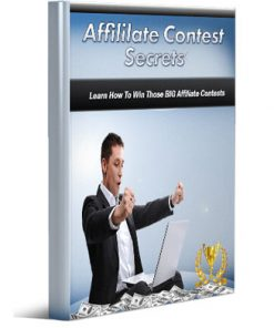affiliate contest secrets plr ebook
