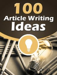 article writing ideas report article writing ideas report Article Writing Ideas Report with Master Resale Rights article writing ideas report 190x250