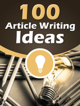 article writing ideas report