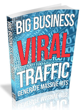 big business viral traffic plr ebook  Big Business Viral Traffic PLR Ebook big business viral traffic plr ebook