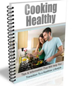 cooking healthy plr autoresponder messages