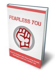 fearless you ebook fearless you ebook Fearless You Ebook With Master Resale Rights fearless you conquer fear ebook mrr cover 190x250