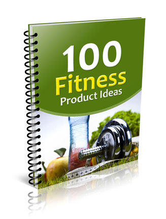 fitness products ideas plr