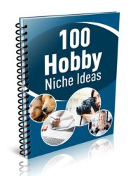 hobby niche ideas plr report hobby niche ideas plr Hobby Niche Ideas PLR Report with Private Label Rights hobby niche ideas plr report 190x250