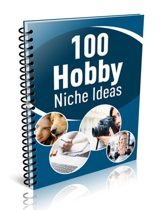 hobby niche ideas plr report