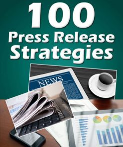 press release strategies report