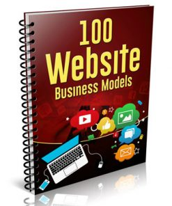 website business models plr report