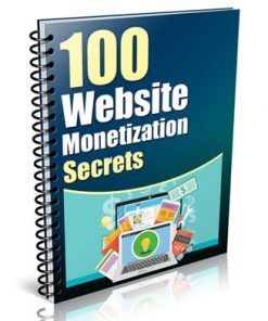 website monetization secrets