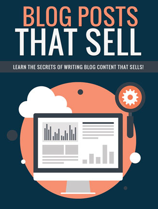 blog posts that sell ebook