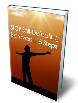 stop self defeating behavior ebook