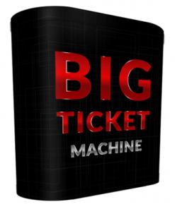 big ticket machine ebook and videos