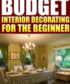 budget interior decorating plr ebook