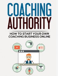 coaching authority ebook and videos coaching authority ebook and videos Coaching Authority Ebook and Videos Package MRR coaching authority ebook and videos 190x250