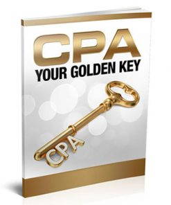 cpa- your golden key plr ebook